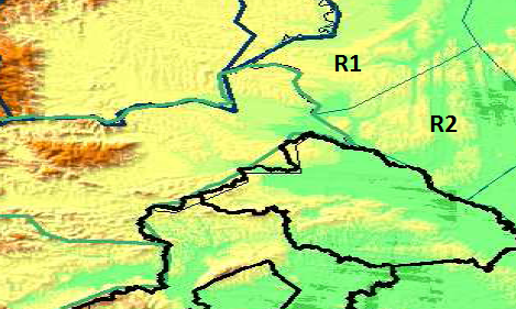 Geografska območja